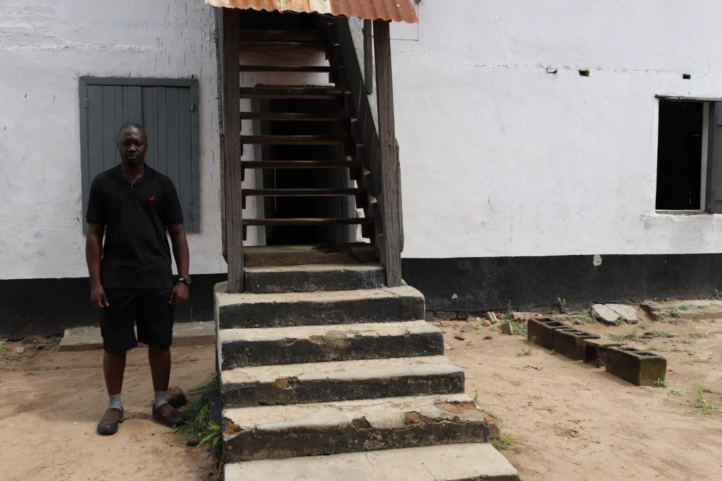 The Entrance: The First Storey Building in Nigeria