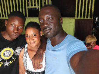 My friends in Equatorial Guinea